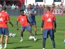 Bayern-Fans zufrieden mit 1:1 gegen Leipzig (Vorschaubild)