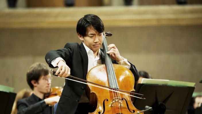 ARD-Musikwettbewerb Cello