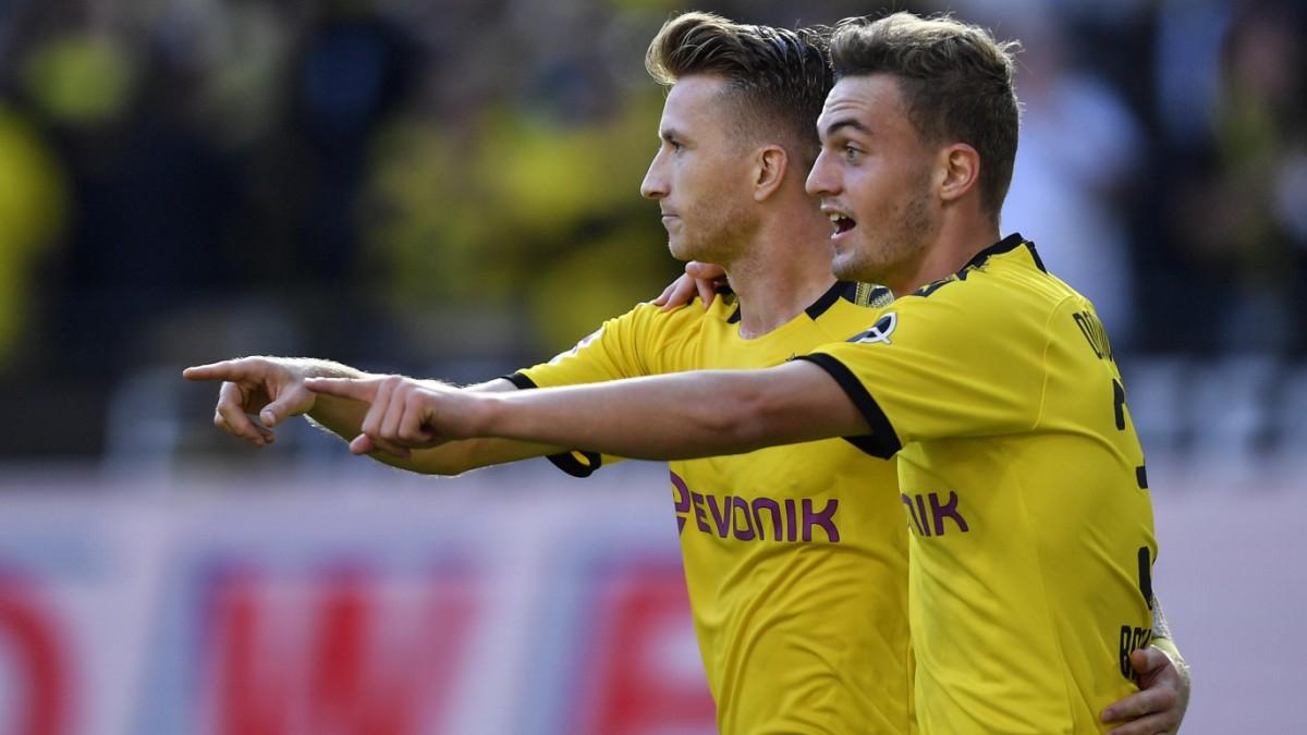 Borussia Dortmund - Barcelona kann kommen