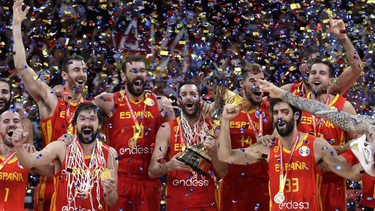 Spanien holt WM-Titel im Basketball