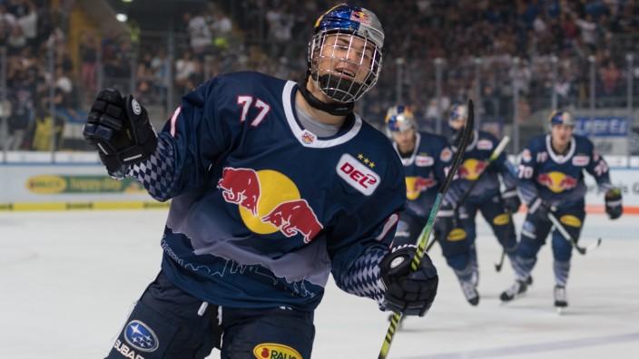 Eishockey, DEL, EHC Red Bull München -  Düsseldorfer EG
