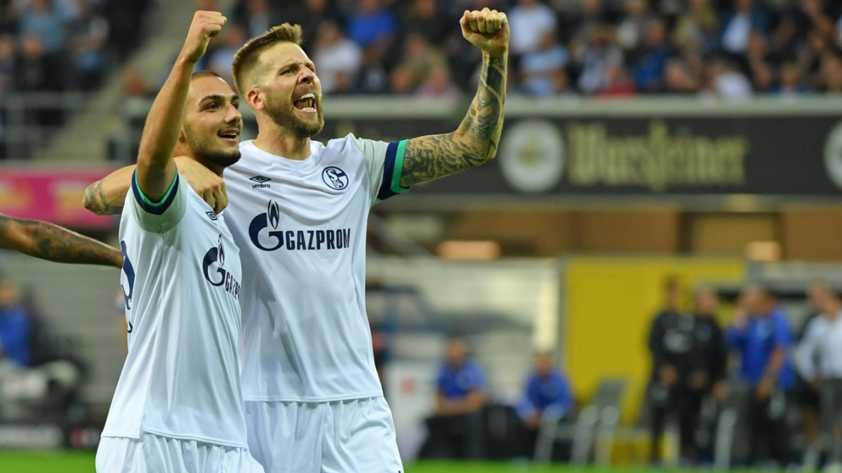 Bundesliga: Schalke ist plötzlich Sechster