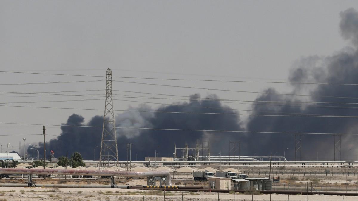 Nach Drohnen-Angriff: Rohöl wird deutlich teurer