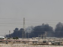 Saudi-Arabien Ölraffinerie