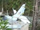 Flugzeug stürzt in Wohngebiet (Vorschaubild)
