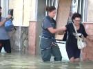 Unwetter in Spanien halten Rettungskräfte in Atem (Vorschaubild)