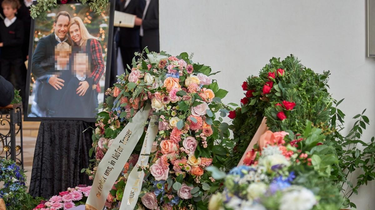 Dietramszell: Trauerfeier für Familie Inselkammer