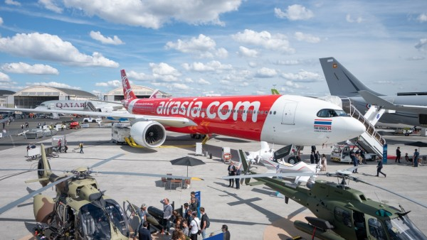 Day One Of The 53rd International Paris Air Show