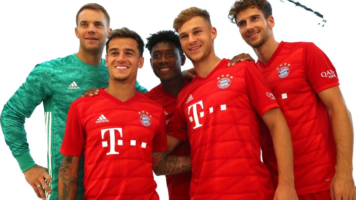 "Coutinho: ""Bayern noch familiärer als Liverpool"""
