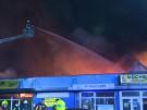 Brandenburg: Großbrand zerstört Einkaufszentrum in Wildau (Vorschaubild)