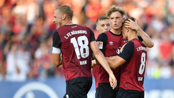 1. FC Nuernberg v 1. FC Heidenheim 1846 - Second Bundesliga