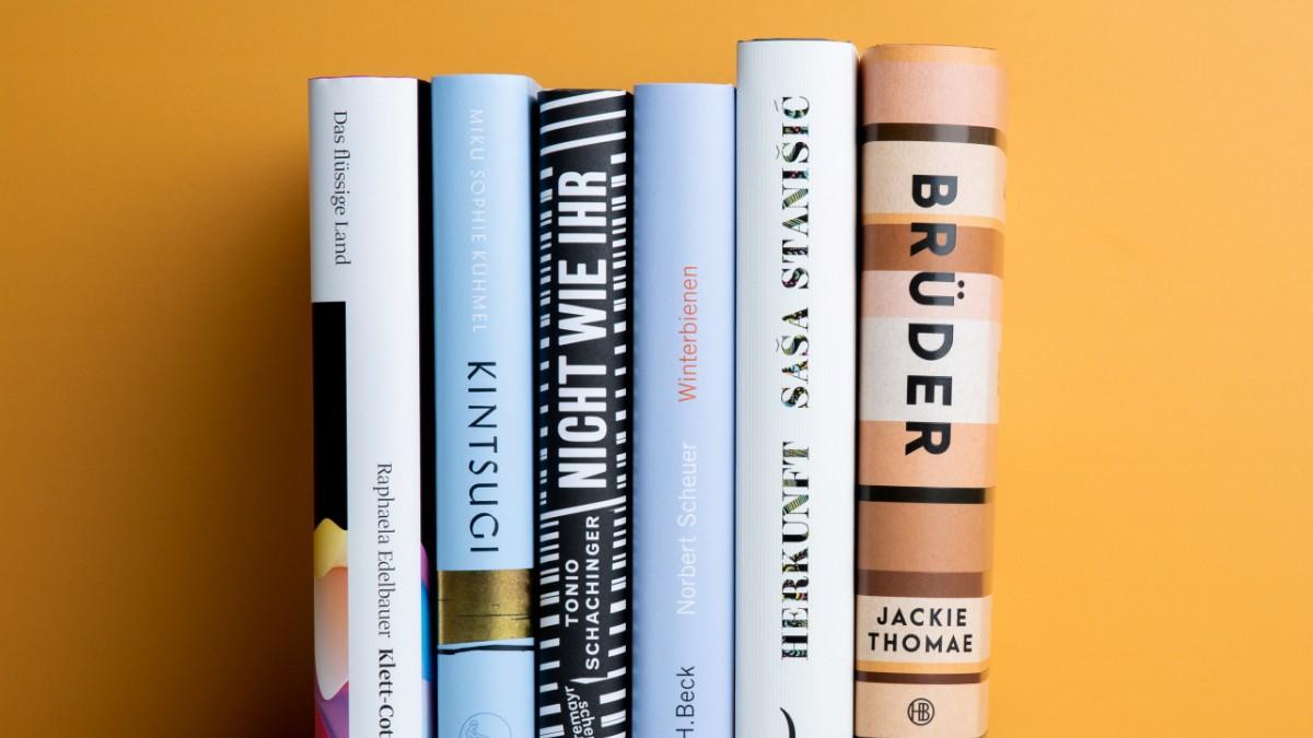 Deutscher Buchpreis - Die Shortlist als Globaler Ort