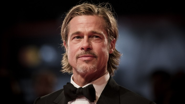 Brad Pitt bei den Filmfestspielen in Venedig 2019