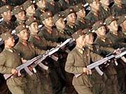 Nordkorea Pjöngjang AP
