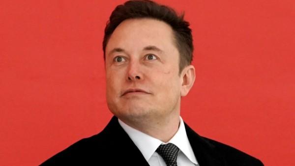 FILE PHOTO: Tesla CEO Musk attends the Tesla Shanghai Gigafactory groundbreaking ceremony in Shanghai