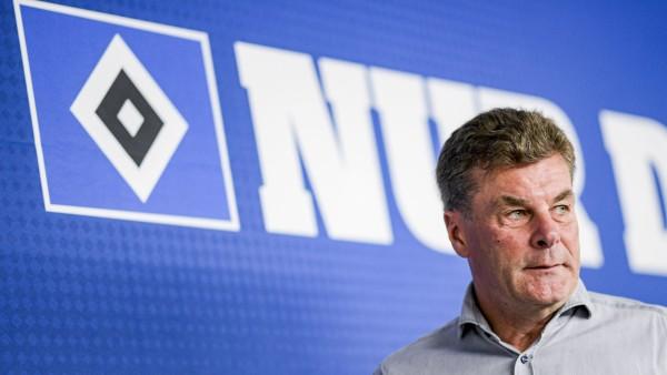 Dieter Hecking zum Derby  HSV gegen FC St. Pauli