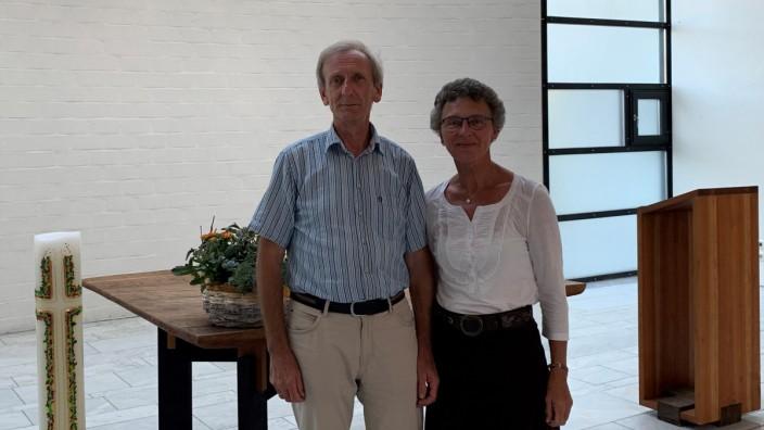Strafbefehl wegen Nächstenliebe: Ulrich und Marlies Gampert haben einem jungen Afghanen Kirchenasyl gewährt - und kämpfen nun vor Gericht darum, nicht dafür bestraft zu werden.