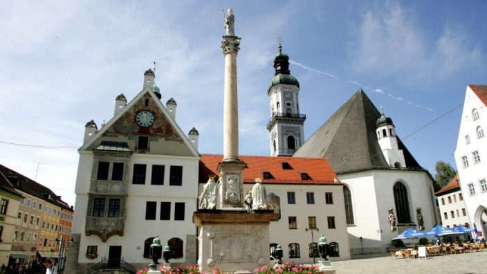 Rathaus Freising