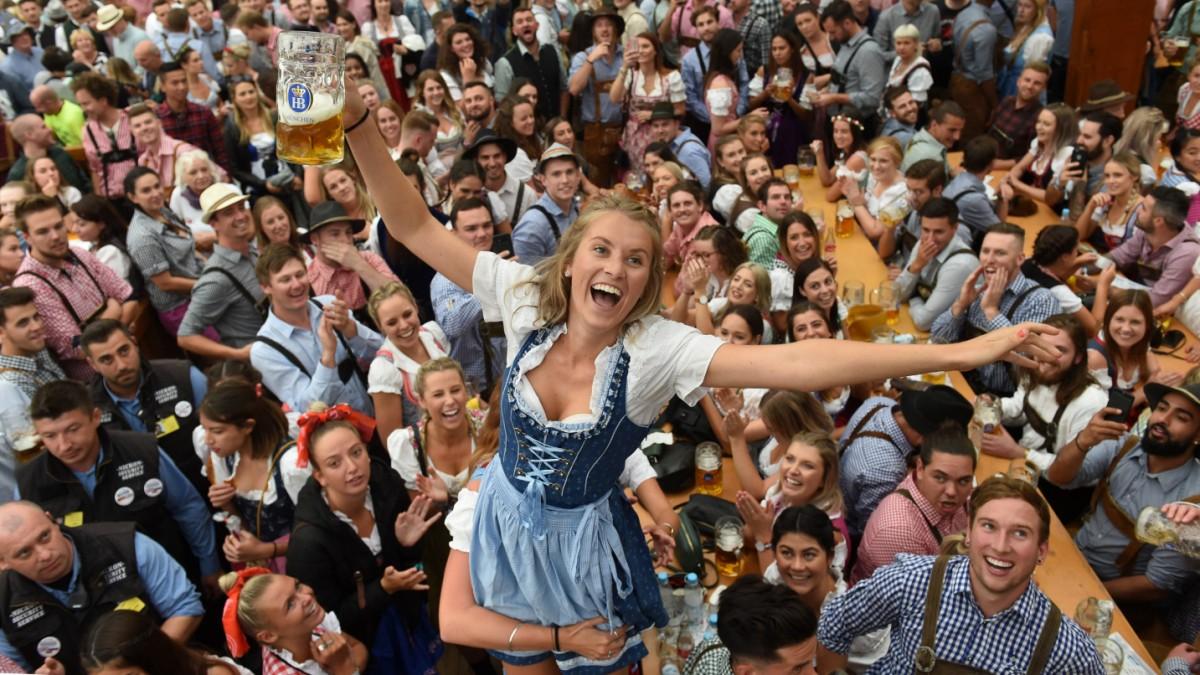 Oktoberfest in München: Öffnungszeiten und Termine