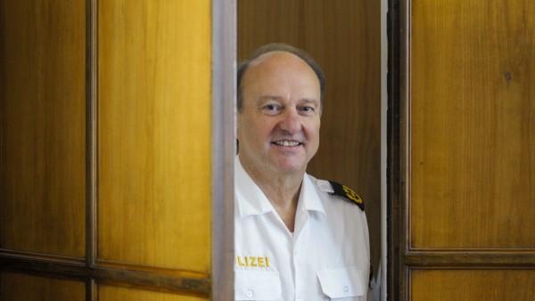 Seit 2013 Münchens Polizeipräsident: Hubertus Andrä.