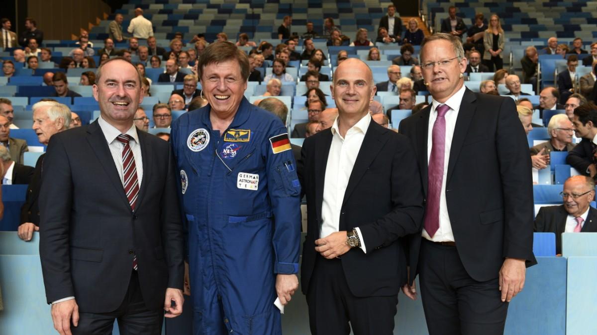 """Garching: Neuer TU Campus """"Galileo"""" eröffnet"""