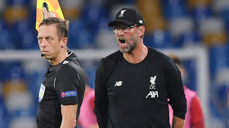 Liverpool mit 0:2 in Neapel: Klopp beschwert sich