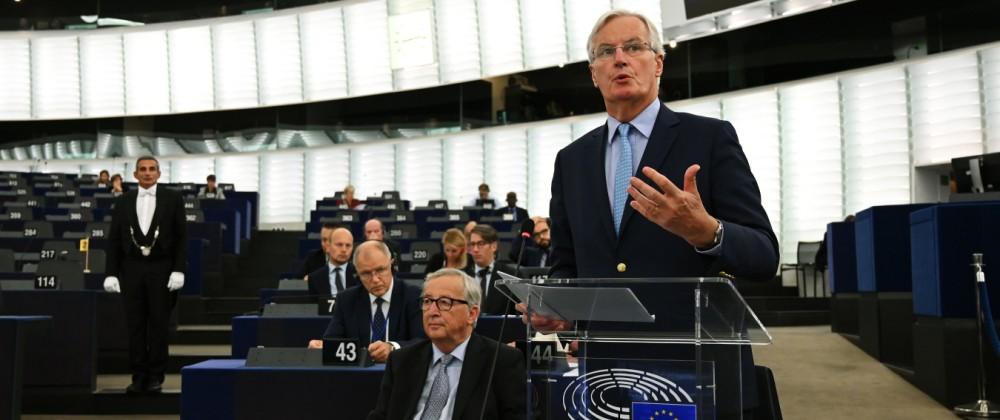 Jean-Claude Juncker, Michel Barnier, Brexit