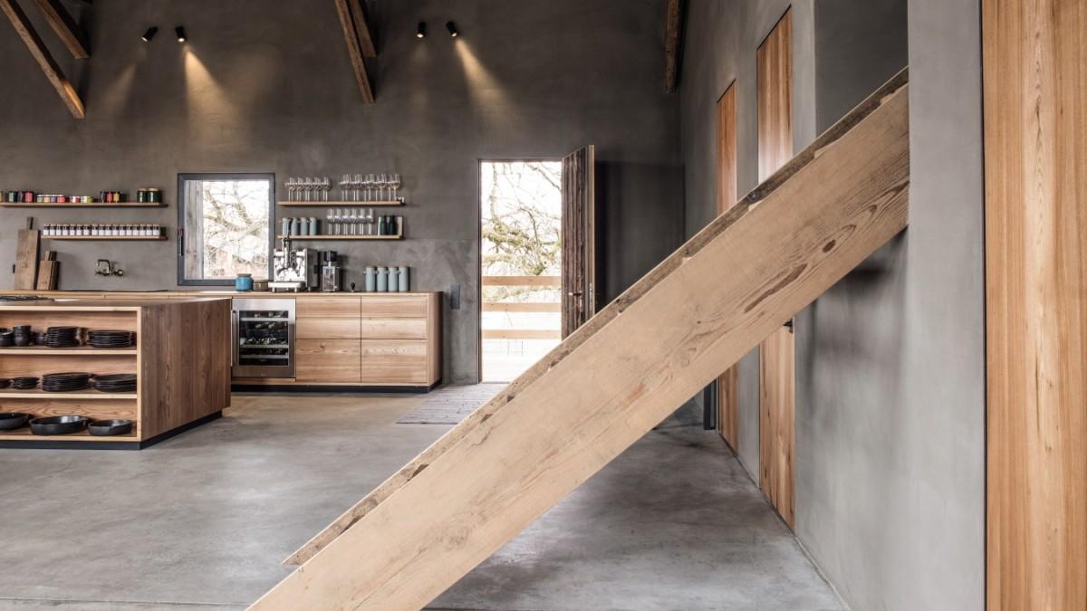 Ferienhaus im Chiemgau von Stephanie Thatenhorst