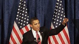 Barack Obama Hundert Tage Obama