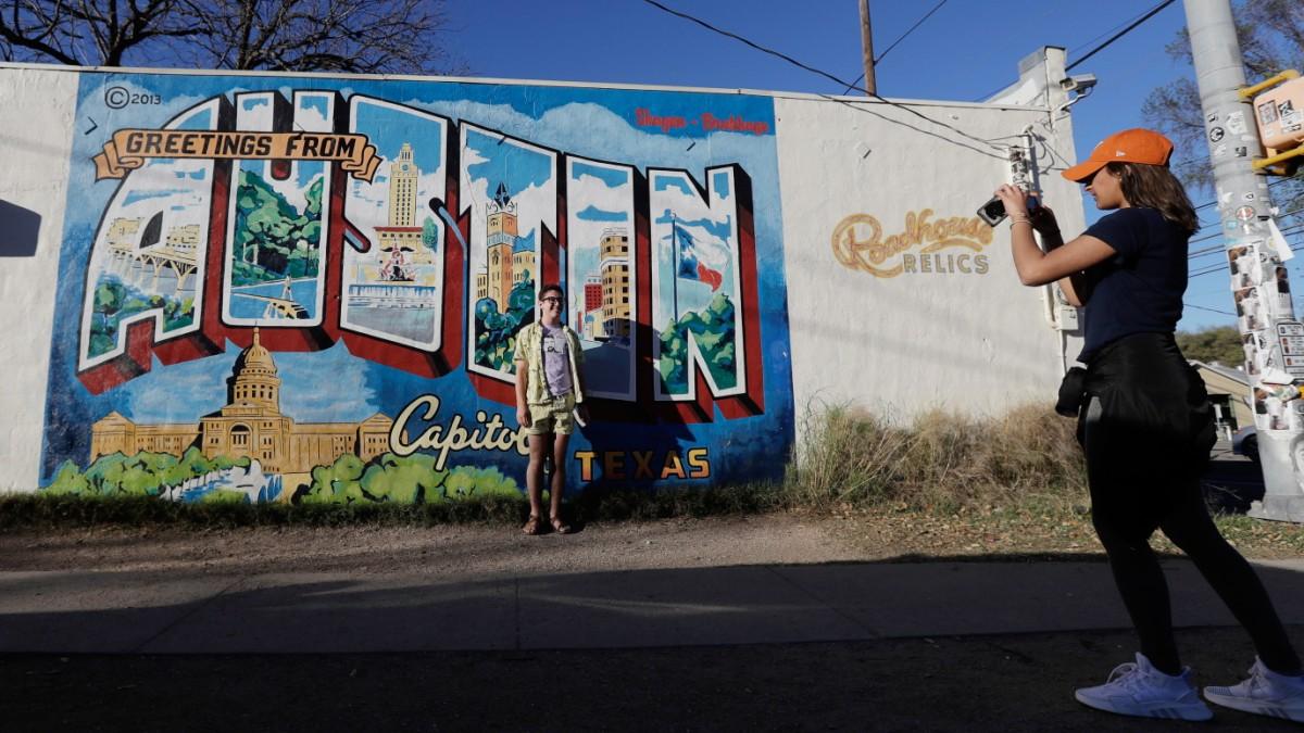 Austin in den USA - In der Stadt der Seltsamen
