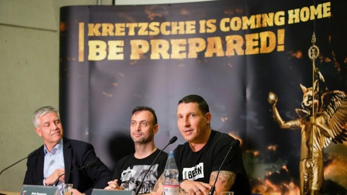 Füchse Berlin - außerordentliche Pressekonferenz