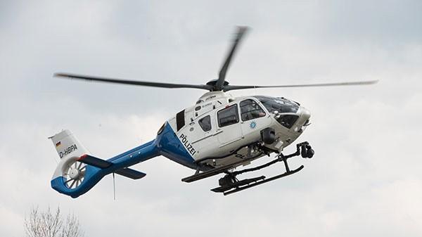 Rosenheim: Polizeichef mit Polizeihelikopter verlegt