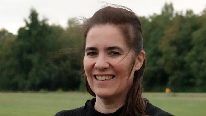 Theaterregisseurin Karen Breece