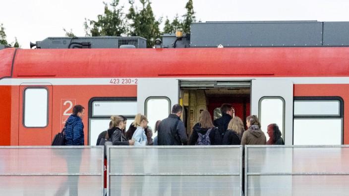 S-Bahnhof Poing