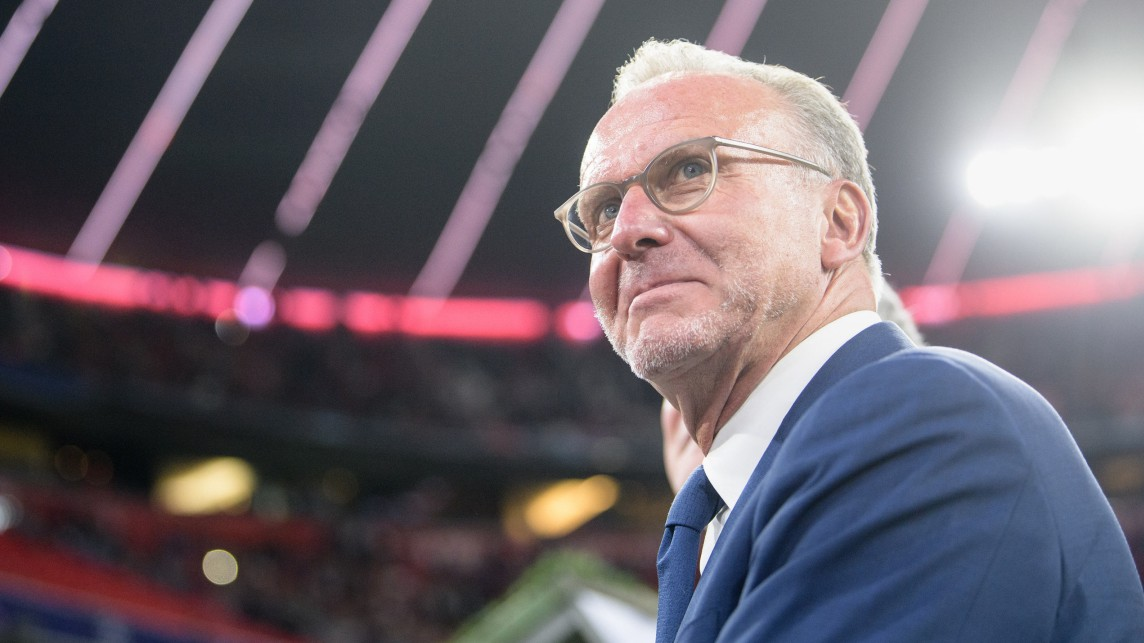 Rummenigge attackiert Bundestrainer