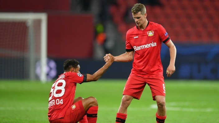 Bayer Leverkusen v Lokomotiv Moskva: Group D - UEFA Champions League