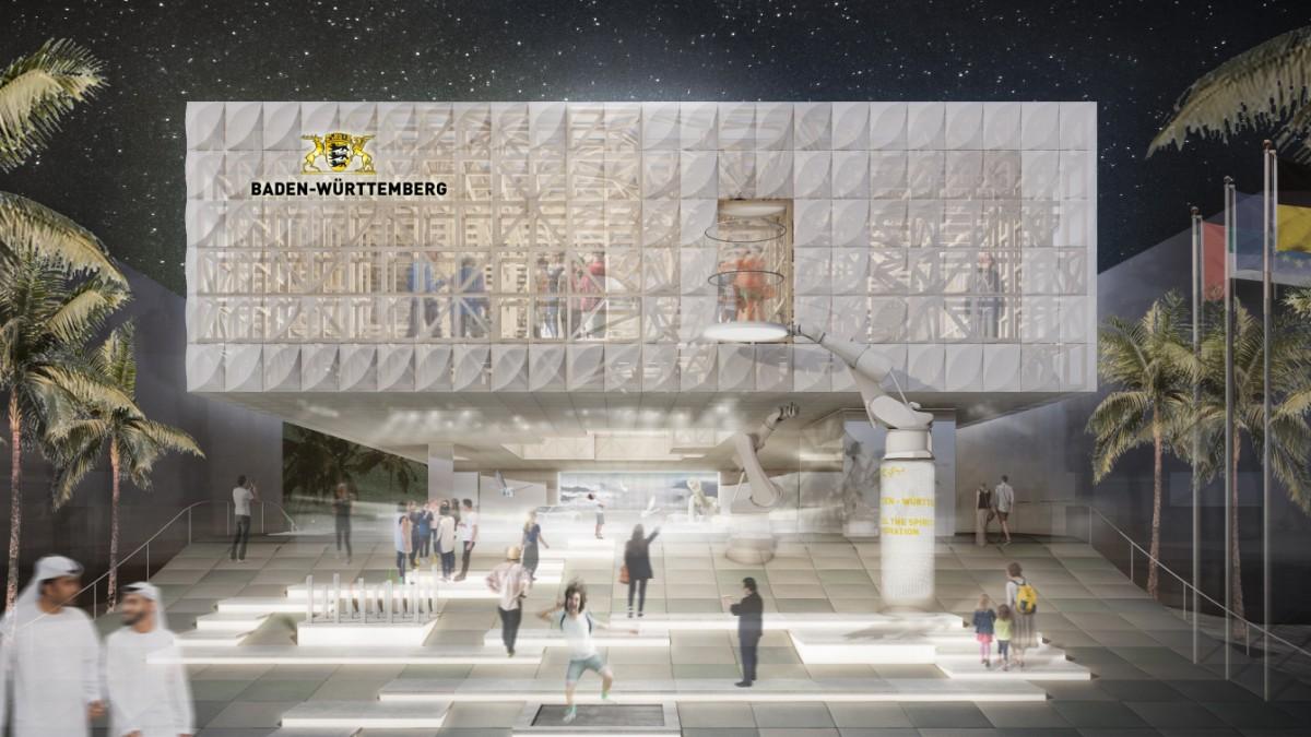 Expo 2020: Baden-Württemberg sticht Kalifornien aus