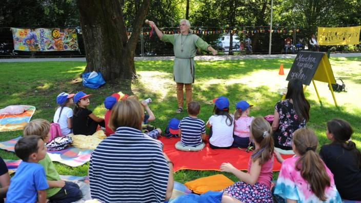 Zum Weltkindertag findet ein Fest des Spiels, der Bewegung und der Kreativität statt.