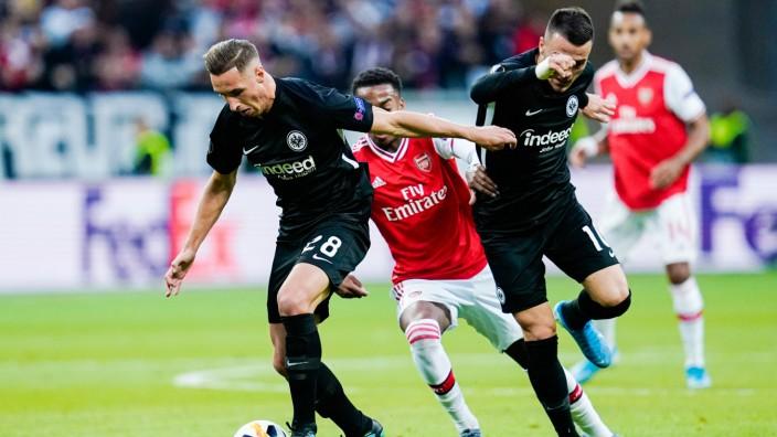 Eintracht Frankfurt - FC Arsenal