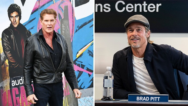 Promi-News: Brad Pitt befragt die Sterne