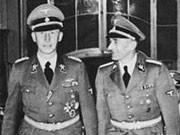 Reinhard Heydrich im Prager Schloß