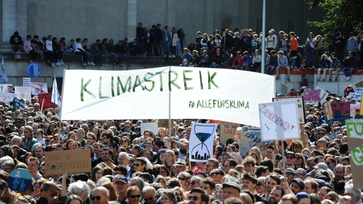 München: Ein Jahr Fridays for Future