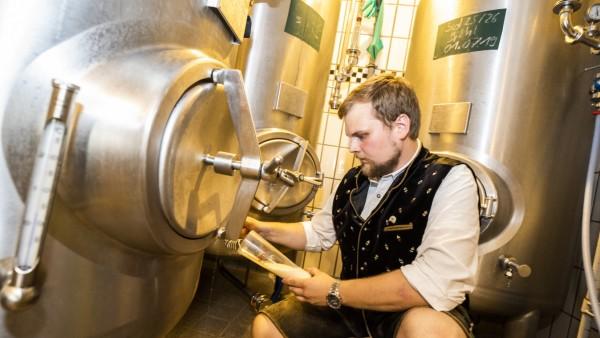Pullach, Isartaler Brauhaus für Biergeschichte,