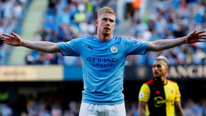 Premier League - Manchester City v Watford