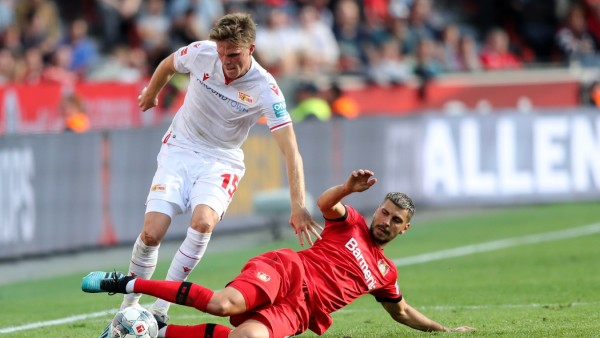 Bayer 04 Leverkusen v 1. FC Union Berlin - Bundesliga