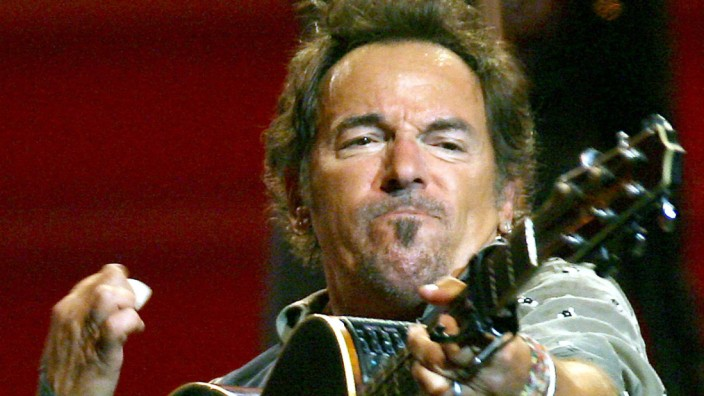 Bruce Springsteen wird 70