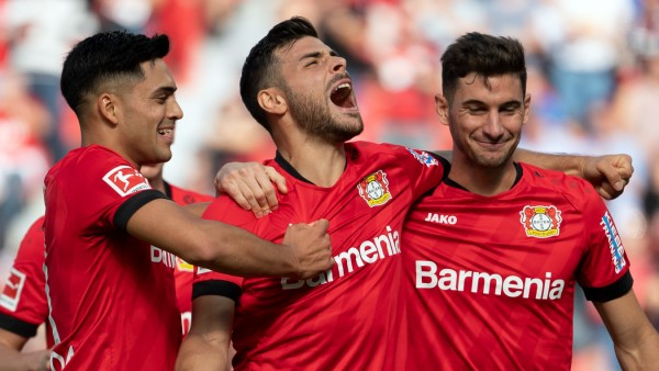 Bayer Leverkusen - 1. FC Union Berlin