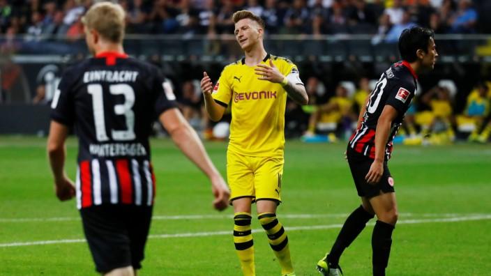 Bundesliga - Eintracht Frankfurt v Borussia Dortmund