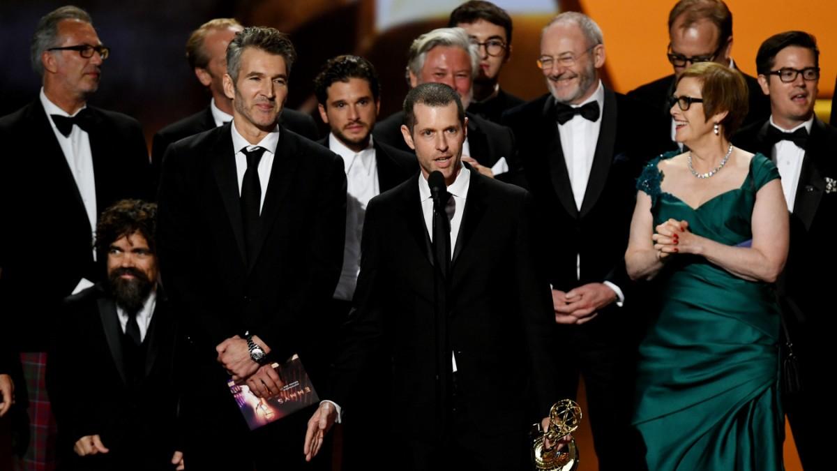 """""""Game of Thrones"""" stellt bei Emmys eigenen Rekord ein"""