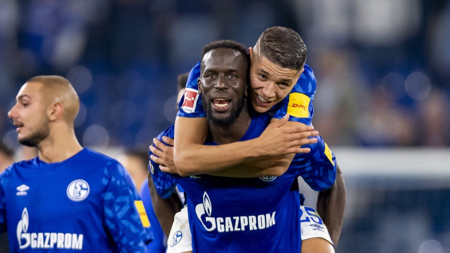 Schalke 04 - Dankbarer Applaus in Gelsenkirchen